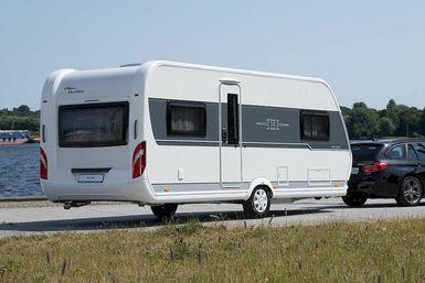Hobby De Luxe caravan modeljaar 2019