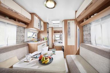 Hobby De Luxe caravan modeljaar 2020