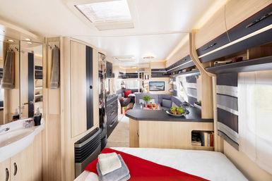 Hobby De Luxe Edition caravan modeljaar 2019