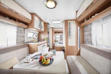 Hobby De Luxe Edition caravan modeljaar 2020