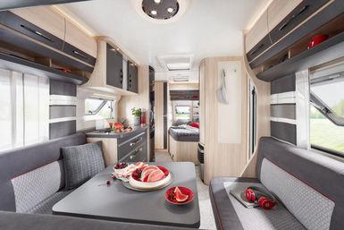 Hobby De Luxe Edition caravan modeljaar 2021