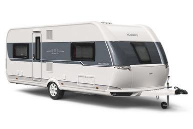 Hobby Excellent caravan modeljaar 2019