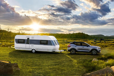 Hobby Excellent caravan modeljaar 2020