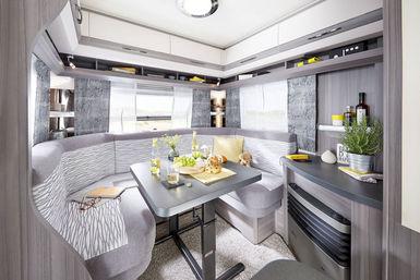 Hobby Ontour caravan modeljaar 2019