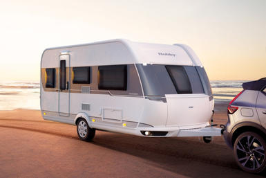 Hobby Ontour caravan modeljaar 2020