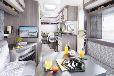 Hobby Ontour caravan modeljaar 2021