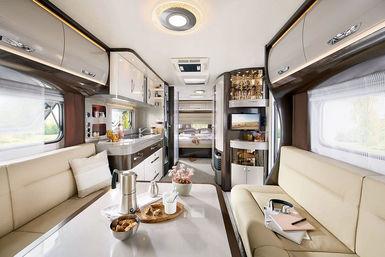 Hobby Premium caravan modeljaar 2019