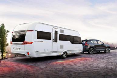 Hobby Premium caravan modeljaar 2020