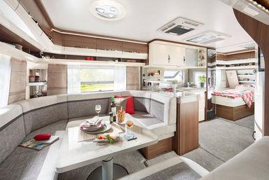 Hobby Prestige caravan modeljaar 2019