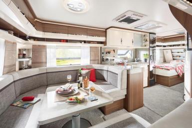 Hobby Prestige caravan modeljaar 2020
