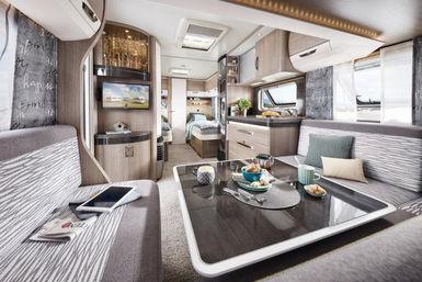 Hobby Prestige caravan modeljaar 2021