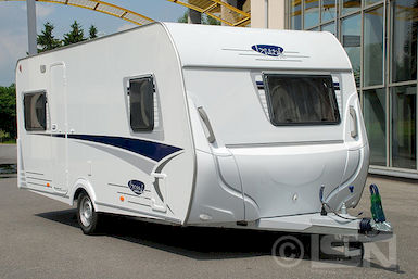 Ixus caravan modeljaar 2019