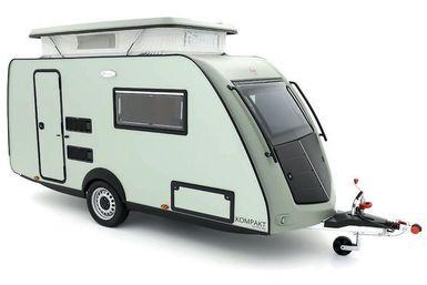 Kip Kompakt caravan modeljaar 2021