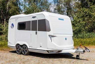 Knaus Deseo caravan modeljaar 2018