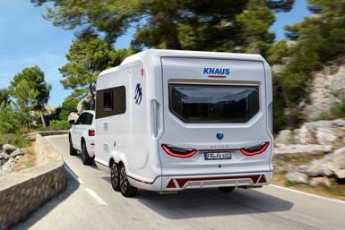 Knaus Deseo caravan modeljaar 2021