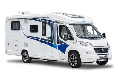 Knaus L!ve (TI, Wave & Traveller) camper modeljaar 2019