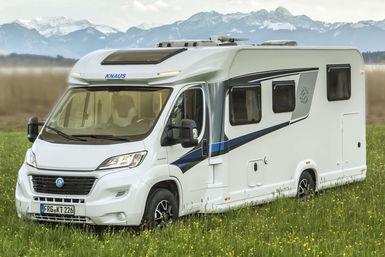 Knaus Sky (TI, Wave) camper modeljaar 2019