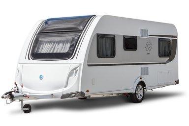 Knaus Sport caravan modeljaar 2018