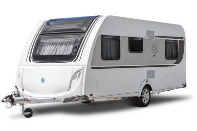 Knaus Sport caravan modeljaar 2019