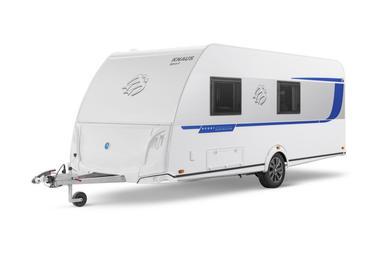 Knaus Sport caravan modeljaar 2021