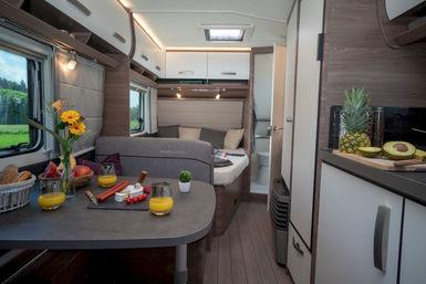 Knaus Sport Silver Selection caravan modeljaar 2019