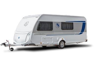 Knaus Südwind caravan modeljaar 2018