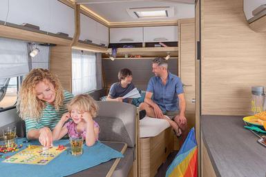 Knaus Südwind caravan modeljaar 2021