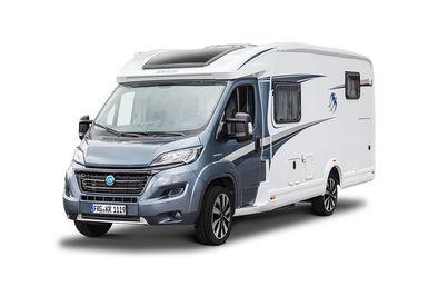 Knaus Van TI camper modeljaar 2019