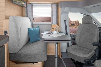Knaus Van TI Plus camper modeljaar 2019