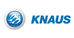 Knaus campers kampeerauto's logo