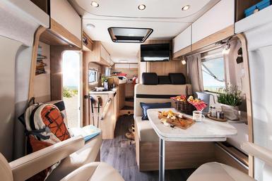 LMC Cruiser V camper modeljaar 2021
