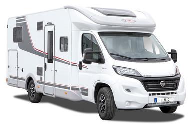 LMC Element camper modeljaar 2021