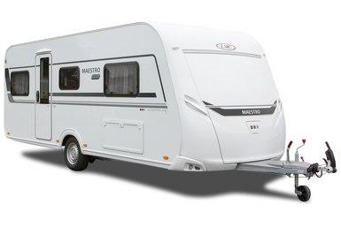 LMC Maestro caravan modeljaar 2018
