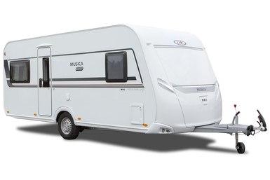 LMC Musica caravan modeljaar 2018