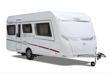LMC Musica caravan modeljaar 2019