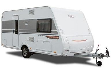 LMC Style caravan modeljaar 2018
