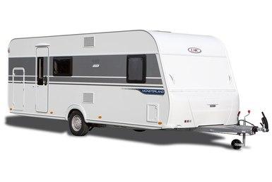 LMC Vivo caravan modeljaar 2018