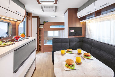 LMC Vivo caravan modeljaar 2019