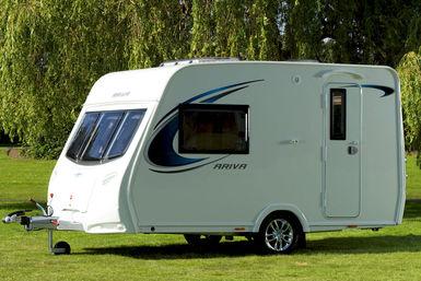 Lunar Ariva caravan modeljaar 2018
