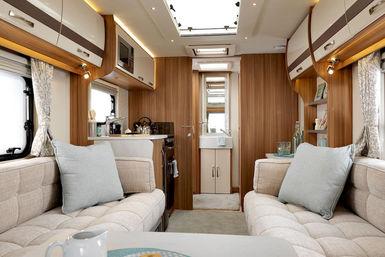 Lunar Clubman caravan modeljaar 2018