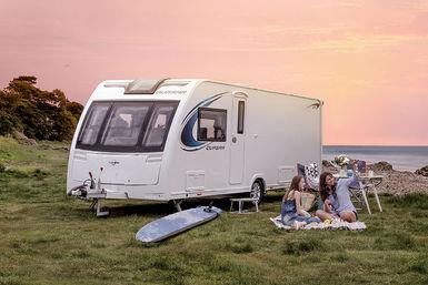 Lunar Quasar caravan modeljaar 2018