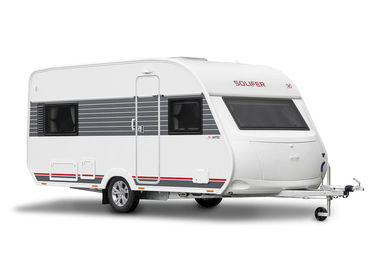 Solifer Artic caravan modeljaar 2015