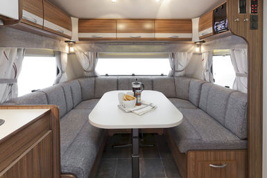 Solifer Artic caravan modeljaar 2015