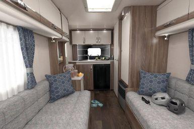Sprite Alpine Sport caravan modeljaar 2021