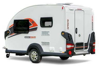 Sprite Basecamp caravan modeljaar 2019