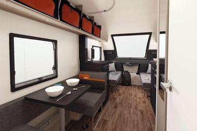 Sprite Basecamp caravan modeljaar 2021