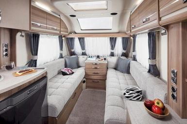 Sprite Cruzer SR caravan modeljaar 2019