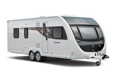 Sprite Cruzer SR caravan modeljaar 2021
