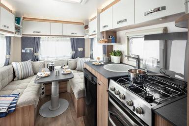 Sprite Mondial SE caravan modeljaar 2019