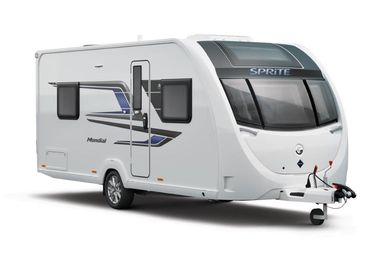 Sprite Mondial SE caravan modeljaar 2021